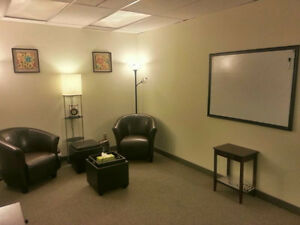 Therapy Office for Rent - Large - Downtown $475/mth