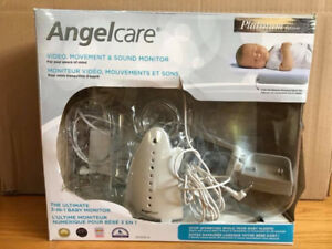 Angel Care sound, movement and video baby monitor
