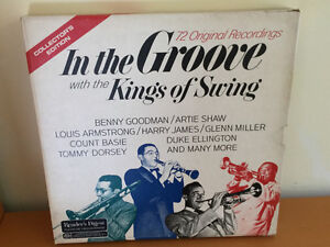 Record Set (6) - In The Groove with the Kings of Swing