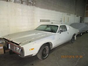 1974 Dodge Charger (Brougham S.E.)
