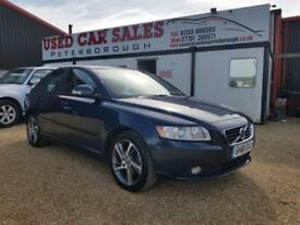 2012 61 VOLVO S40 2.0 SE LUX EDITION 4D 143 BHP