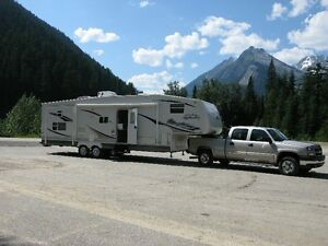 2007 Jayco 31.5 BHDS 5th wheel