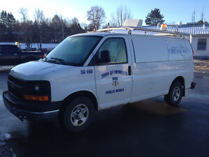 2006 Chevrolet Express Van - All-Wheel Drive Automatic