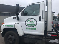 Experienced Tow Truck Operator