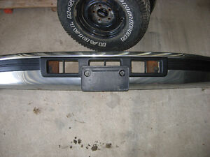 1992 to 1996 Ford Truck Front BUMPER - Chrome