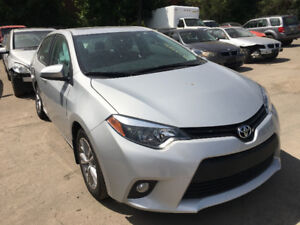 2014 Toyota Corolla LE just arrived for sale at Pic N Save!