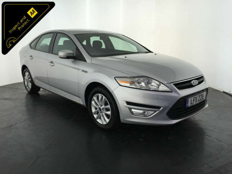2011 FORD MONDEO ZETEC TDCI 1 OWNER SERVICE HISTORY FINANCE PX WELCOME