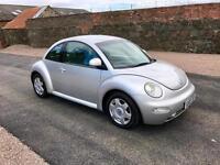 2002 Volkswagen Beetle 2.0 Colour Concept 3dr