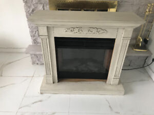 Foyer Fireplace electrique