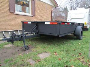 6 feet by 12 feet Utility Trailer For Sale