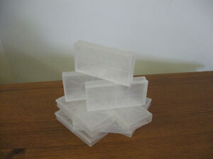 Cases of Plastic Jewelry/Coin/ Slide Holders