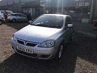Vauxhall Corsa 1.0i 12v ( a/c ) Active 3 door - 2006 55-REG - 10 MONTHS MOT