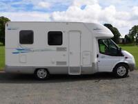 Ford Transit Coach built Motorhome Rimor Katamarano 4 Berth