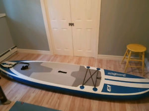 Jimmy Stykes i32 inflatable stand up paddle board