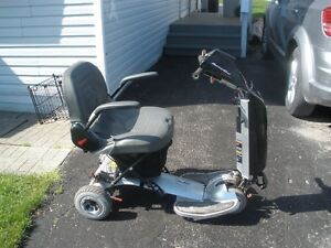 Auto Go Mobility Scooter