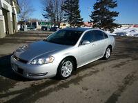 2012 Chevrolet Impala LT Sedan W/ Car Starter for cold mornings!