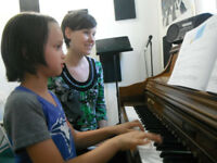 Piano & Voice Lessons
