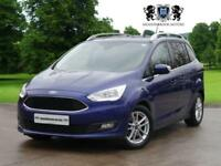 2016 16 FORD GRAND C-MAX 1.5 ZETEC TDCI 5D 118 BHP DIESEL, 7 SEATS WITH EX PACK
