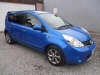 2010 Nissan Note 1.5 [90] dCi N Tec 5dr diesel manual # £20 ROAD TAX # 5 doo...