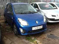 Renault Twingo 1.2 ( a/c ) GT CHEAP TO TAX,UP TO 61+ MPG,2 PREVIOUS OWNERS