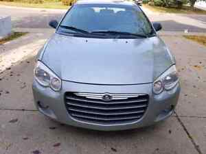 2005, 159k Chrysler Sebring Touring, Remote, lnspection report