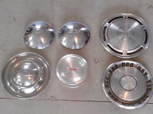 Hubcaps old