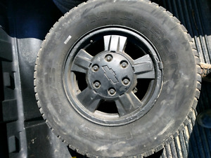 All Season Tires and Rims 225/75/15