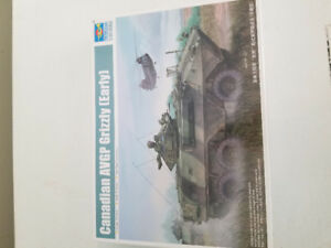 Military Model Kits for sale