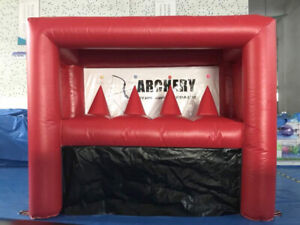 Commercial Inflatable Archery Hover Ball  Game for sale