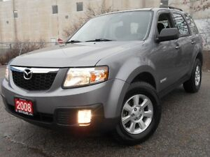 2008 Mazda Tribute GX14, 2.3L, 4WD, SUNROOF, POWER GROUP, CLEAN