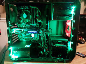 Custom built gaming PC with i5 4690 and Gtx 970
