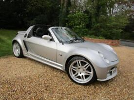 Smart Roadster 0.7 BRABUS EXCLUSIVE - 2dr - CONVERTIBLE - FMDSH