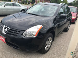 2011 Nissan Rogue, 4 cylinder, One Owner with clean car-proof
