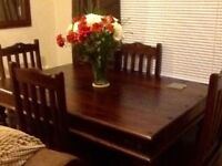 Dining table Sheesham furniture