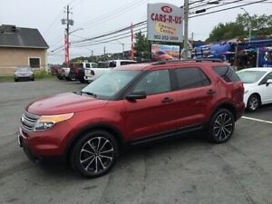 2013 Ford Explorer FREE 1 YEAR PREMIUM WARRANTY INCLUDED!