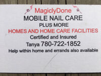 Mobile Nail care and more