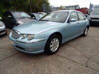 Rover 75 2.0 CDT CLASSIC SE (blue) 2001