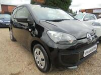 2014 14 VOLKSWAGEN UP 1.0 TAKE UP 3D 59 BHP ONLY