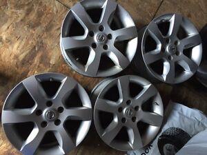 OEM Nissan Altima ALLOY wheels