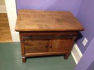 Beautiful and Funky Antique Washstand/Dresser