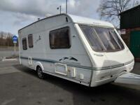 SWIFT CHALLENGER 490SE 5 BERTH END BEDROOM £5495