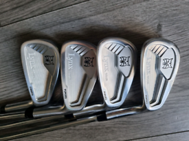Tour forged irons
