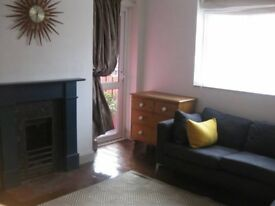 Lovely 1 bed flat with balcony, Kennington (heating & hot water included)