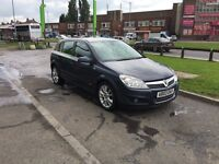 2008 Vauxhall Astra design cdti 1.9 150 6 speed diesel 5dr, long mot, 1 owner from new