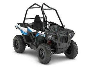 2018 Polaris ACE 570 EPS WHITE LIGHTNING