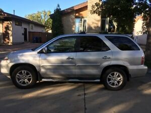 2006 Acura MDX tech pkg. Saftied, AWD, Command start, AWD
