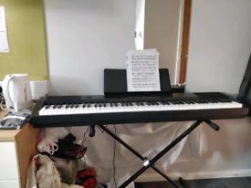 digital piano pianos for sale gumtree. Black Bedroom Furniture Sets. Home Design Ideas