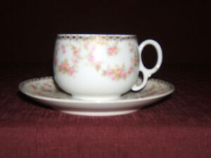 50% OFF BRIDAL ROSE DISHES