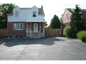 ALL INCLUSIVE Fully Renovated 2-Storey Duplex for Lease