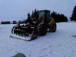 Loader work and trucking